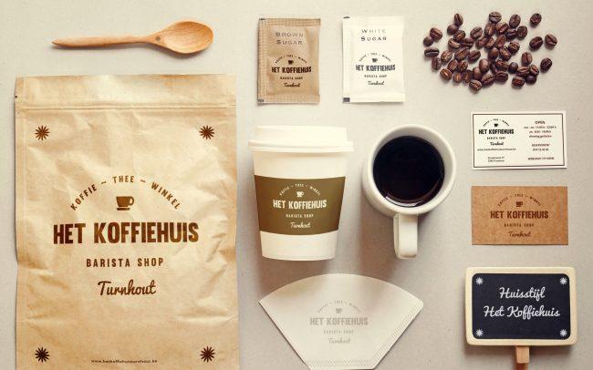 Branding van het Koffiehuis